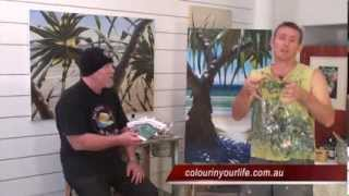 Mark Waller on Colour In Your Life