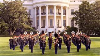 Hands Across the Sea - John Philip Sousa - US Army Band