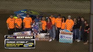 Brewerton Speedway (9/18/15) Recap