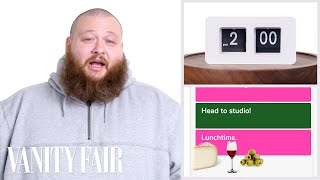Action Bronson tells us everything he does in a day. Action Bronson...