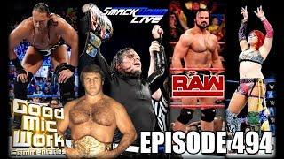 WWE Superstar Shake-Up 2018 | Greatest Royal Rumble PREVIEW | RIP Bruno Sammartino