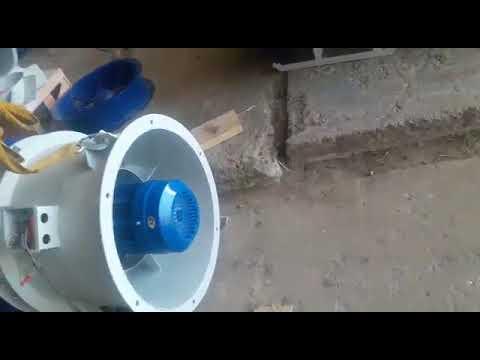 Вентилятор ВОЭ-5 производитель
