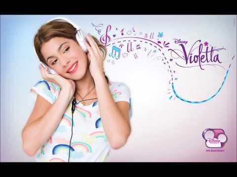 Violetta-En Mi Mundo