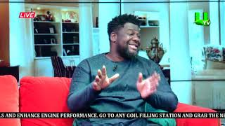 United Showbiz with Empress Nana Ama McBrown (08/08/2020)