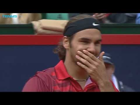 Classic Moment: Roger Federer wins first Masters 1000 title in Hamburg 2002