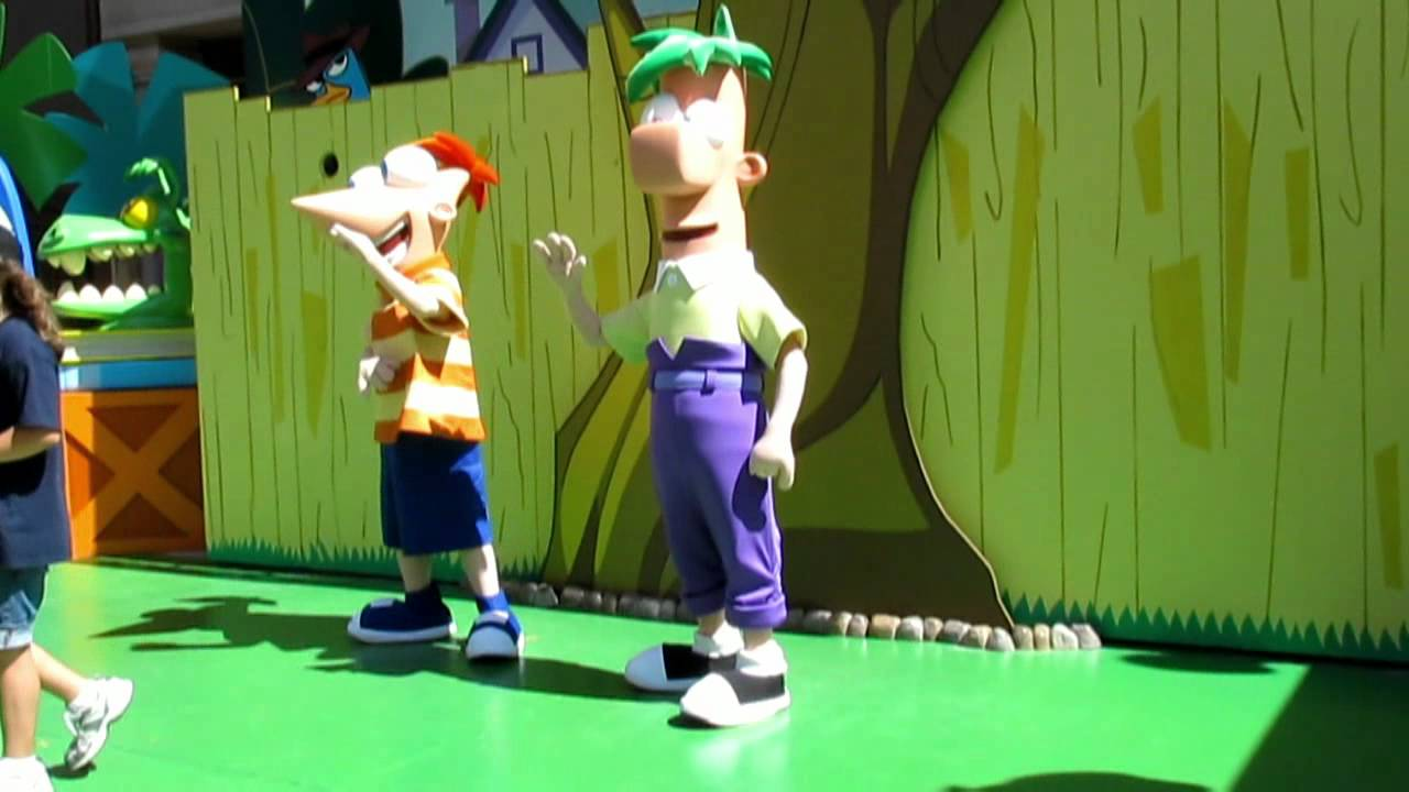 Phineas and Ferb Games   Disney--Games.com