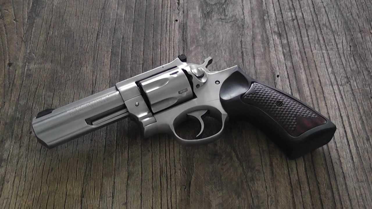 Ruger 357 Mag Gp100