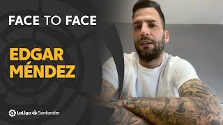 Face to Face: Edgar Méndez