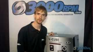 Sumvision Vcube 5.1 Black PC MP3 Laptop Cinema Surround Sound Speaker System Review