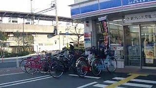 コンビニを悩ます、ショッピングモール客の迷惑な放置自転車