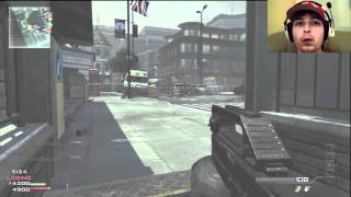 MW3 ROAD TO COMMANDER :: GAME 7 :: TDM ON UNDERGROUND