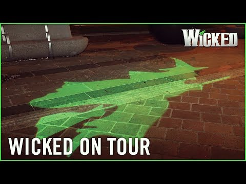 Wicked UK & Ireland Tour   Photo Shoot
