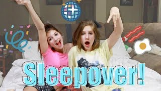 Bestie sleepover! (For the 100th time) ft Annie Rose