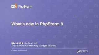 What's New in PhpStorm 9