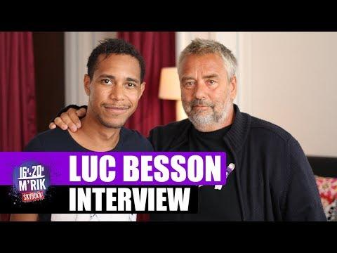 Interview Luc Besson X Mrik - LUCY [Film Skyrock]