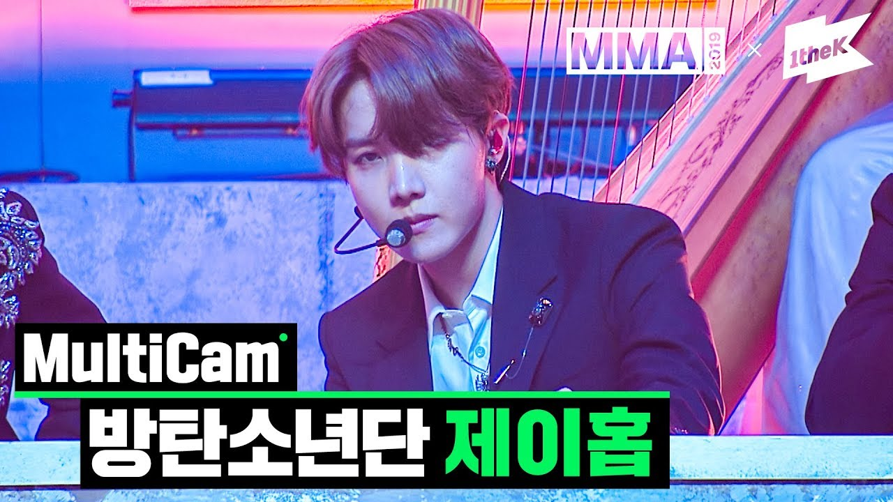[MMA 2019] 방탄소년단 제이홉(BTS J-HOPE) _ Dionysus | MultiCam