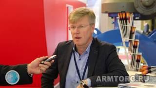 «БРОЕН». Интервью с А.В.Пермяковым, ген. директором компании, в рамках выставки «Рос-Газ-Экспо 2016»