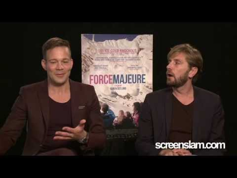 Force Majeure: Exclusive Featurette with Ruben Östlund & Johannes Kuhnke