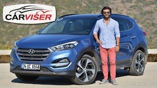 Hyundai Tucson 1.6 T-GDI AT 4x4 Test Sürüşü - Review (English subtitled)