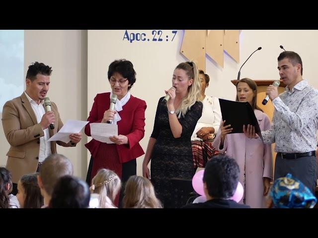 Gata-miesteinimasăcânte (chant en roumain)