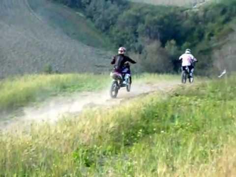 motocross 250 competizione