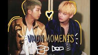 vmon moments / taehyung & namjoon ☀