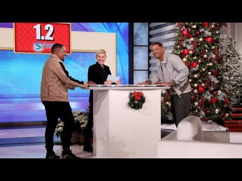 Dreena Gonzalez - Hilarious! Watch Will Smith & Martin Lawrence Play the '5 Second Rule'!
