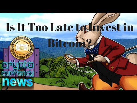 Is It Too Late To Invest In Bitcoin? S1E19