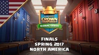 Clash Royale: Crown Championship Spring Finals (NA) - Crown Championship