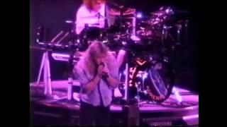 Def Leppard Hysteria Binghampton 1992
