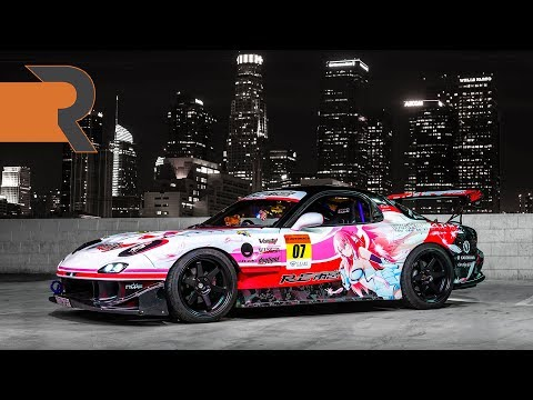 400HP Mazda FD RX-7 Widebody | Anime-Inspired For The JDM Touge Life