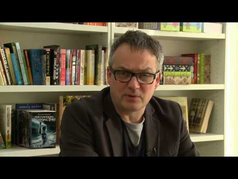 Charlie Higson talks about Zombies