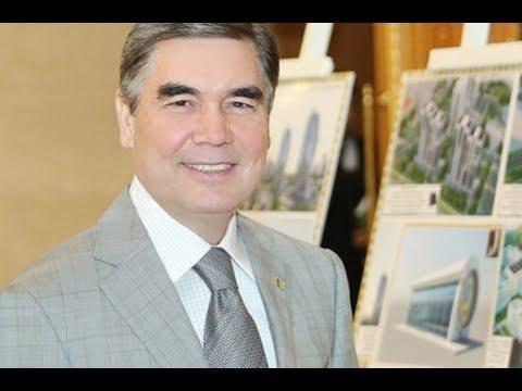 Вышел в люди! Президент Туркменистана появился на публике. Люди спорят