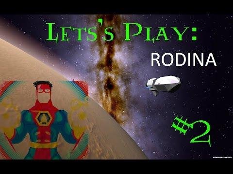 Let's Play: Rodina! #2 - HOT HOT HOT HOT HOT