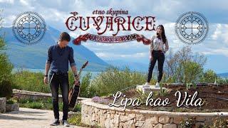 Etno skupina Cuvarice & David Glibo - Lipa kao vila (OFFICIAL VIDEO)