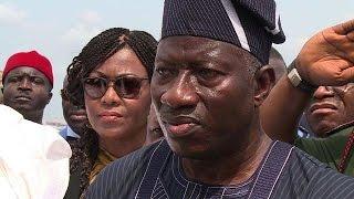 Profile of Nigerian President, Goodluck Jonathan