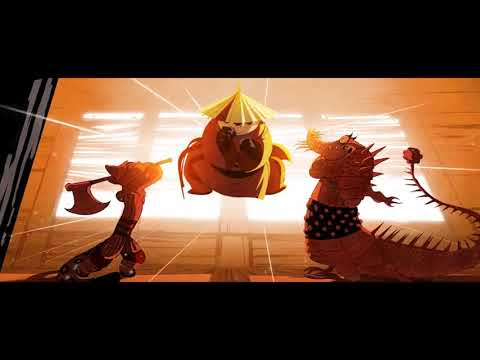 James Baxter Animation Reel