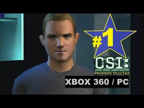 CSI, Pruebas ocultas, Parte #1 (CASO 1), xbox 360, pc, wii, guía, gameplay, Telltale games, ubisoft