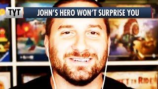 John Iadarola's Hero Probably Won't Surprise You
