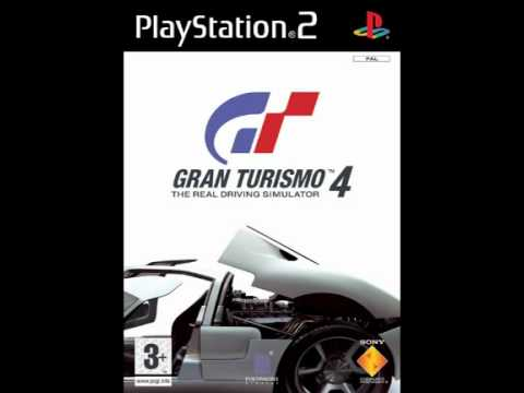 Gran Turismo 4 Soundtrack - Papa Roach - Getting Away With... (Gran Turismo 4 Vrenna Walsh Version)