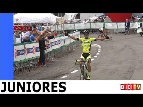 Samuele Rubino vince al Maniva la terza tappa della 3GIORNIOROBICA  2017