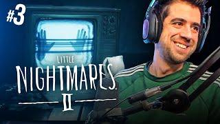 LITTLE NIGHTMARES 2 || SE ACERCA EL FINAL #3