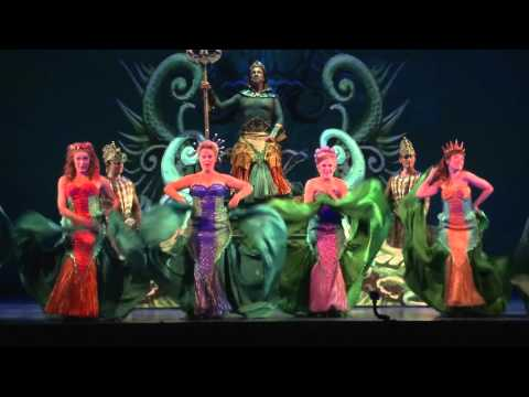 Disney's The Little Mermaid Returns to Dallas March 11-27, 2016!