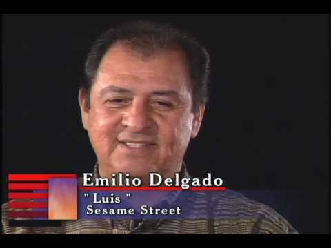 Emilio Delgado  Up Close with Patsy Smullin