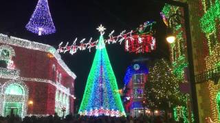 2015 Osborne Family Spectacle Of Dancing Lights At Disney's Hollywood Studios