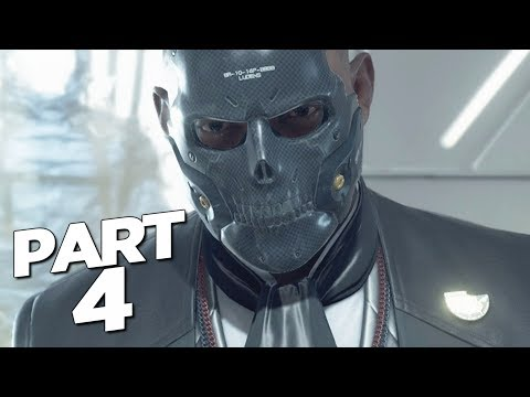 DEATH STRANDING Walkthrough Gameplay Part 4 - SAM (FULL GAME)