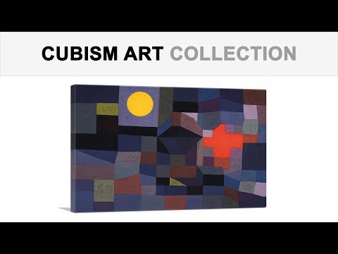 Cubism Art Collection