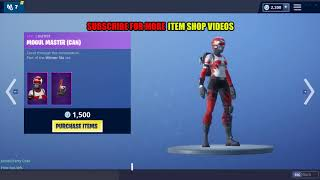 *OG* ALPINE ACE SKINS (Fortnite Item Shop 17th December)