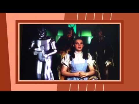 Tony Abbott meets Dorothy from the Wizard of Oz