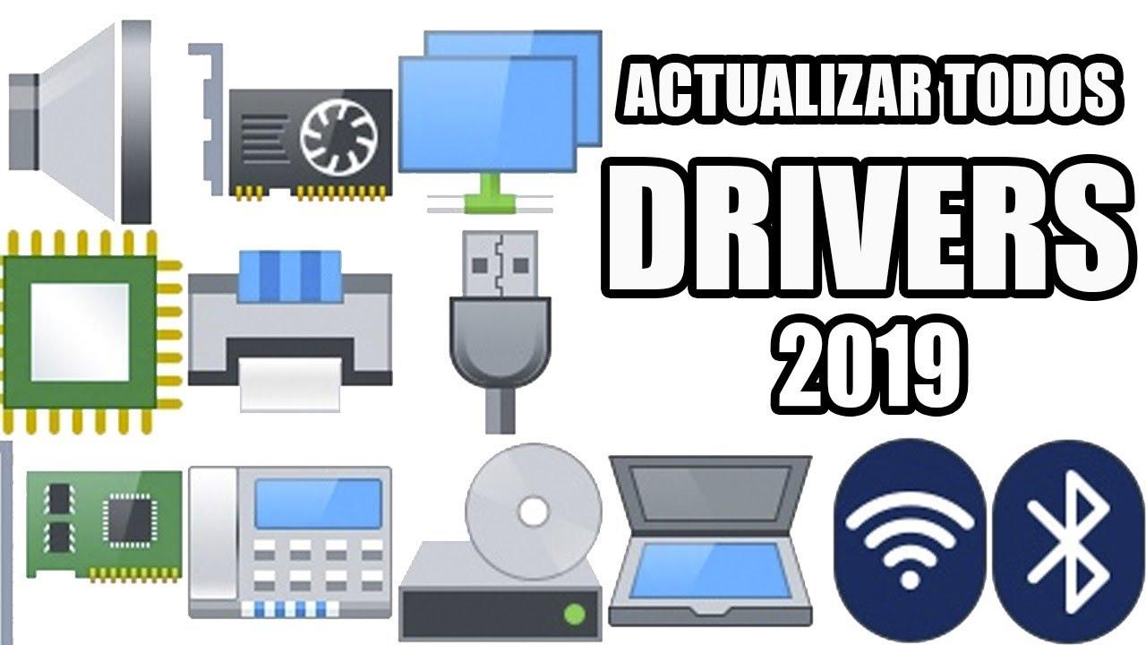 Actualizar drivers en Windows 7 automáticamente